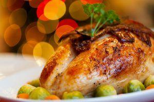 Healthy Thanksgiving Turkey