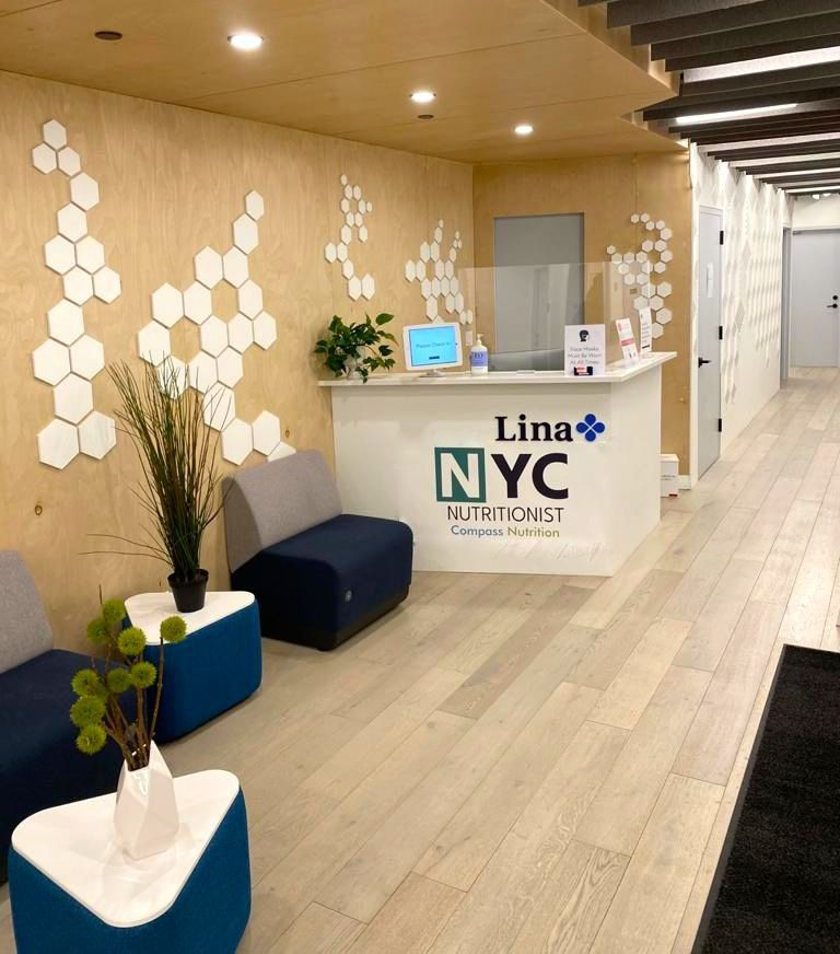 NYC Registered Dietitian in Manhattan, Brooklyn, Queens, Staten Island, and The Bronx